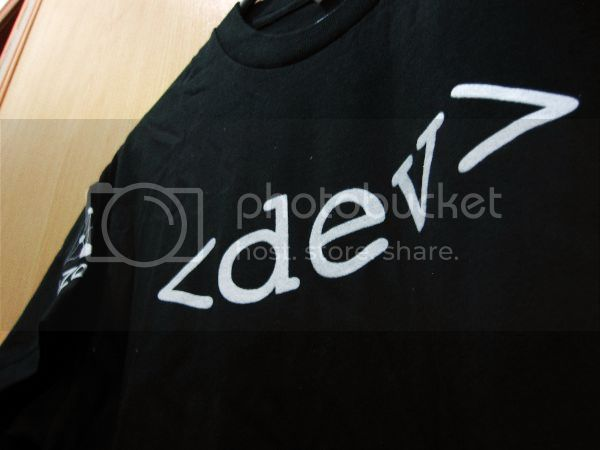 DZone Developer T-Shirt