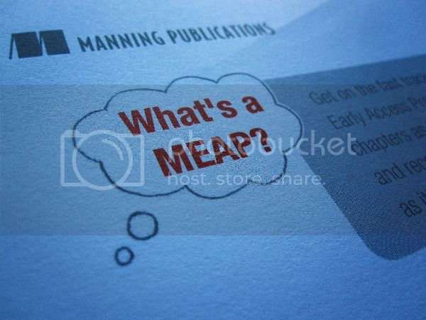 Manning Publication MEAP Discount Card