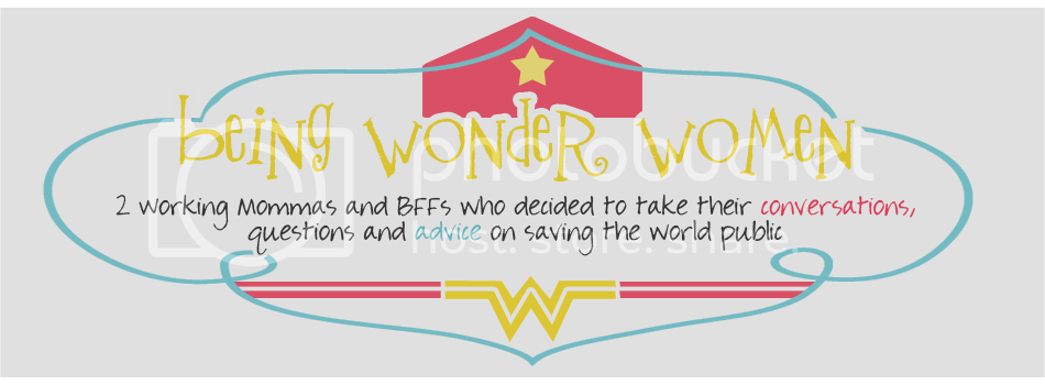 Being Wonder Women