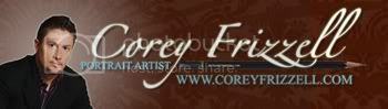 Visual Artist to The Stars, Corey Frizzell's Website